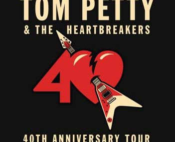 Tom Petty 40th Anniversary Tour